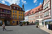 Neumarkt, Bad Langensalza, Thuringia, Germany, Europe