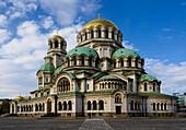 Alexander-Newski-Kathedral, Sofia, Bulgaria