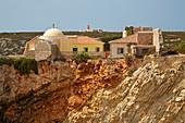 Fortaleza de Beliche near Sagres, District Faro, Algarve, Portugal, Europe