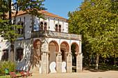 Palacio de D. Manuel - Galleria das Damas, Évora, Unesco World Heritage, District Évora, Alentejo, Portugal, Europe