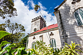 Cathedral, Church of Saint Michael and All Angels, Bridgetown, Barbados, Caribbean, Lesser Antilles