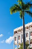 Nunnery, Old Town, San Juan, Puerto Rico, Caribbean, USA
