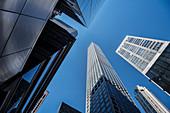 skyscraper 432 Park Avenue, Manhattan, NYC, New York City, United States of America, USA, Northern America