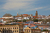 View at Beja, District Beja, Region of Alentejo, Portugal, Europe