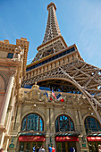 Little Paris in Las Vegas, Nevada, USA