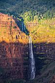 Waimea Canyon State Park, Kauai island, Hawaii, USA
