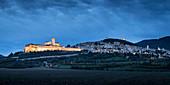 Assisi, Perugia province, Umbria, Italy