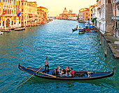 Venezia at sunset