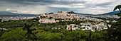 The Acropolis and Parthenon, Athens, Greece