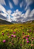Gran Sasso, l'Aquila, Parco Nazionale del Gran Sasso e Monti della Laga, Abruzzo, Italy, southern Europe