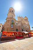 C?diz Cathedral, Plaza de la Catedral, C?diz, province of C?diz, Andalusia, Spain