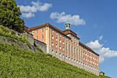 Droste-Hülshoff-Gymnasium in Meersburg, Bodenseekreis, Baden-Württemberg