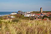 Seebad Domburg, Walcheren peninsula, Zeeland province, North Sea, Netherlands, Holland