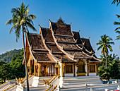 Haw Pha Bang Tempel in Luang Prabang, Laos