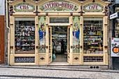A Perola do Bolhao, delicatessen in Porto, Portugal
