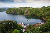 Hafen von Tufi, Cape Nelson, Oro Provinz, Papua Neuguinea