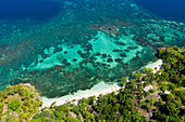 Komoa Beach bei Tufi, Tufi, Cape Nelson, Papua Neuguinea