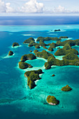 View on Seventy Islands in Palau, Pacific, Micronesia, Palau