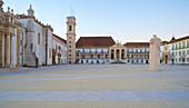 University of Coimbra in the former royal palace, Coimbra, Beira, Central Portugal, Portugal