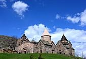 Goschawank Monastery near Dilijan, Caucasus, northern Armenia, Asia