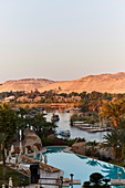 Nile gazing, a journey from the upper reaches of the Nile to its delta reveals the glory and breathtaking scale of Egypt's history and its grand monuments