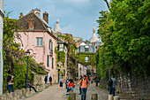 Montmartre, Paris, Île-de-France region, France