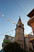 Orthodox church in the center of Zante, Zakynthos city, Zakynthos, Ionian Islands, Greece