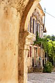 Mountain village Lucha, Zakynthos, Ionian Islands, Greece