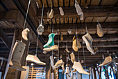The shoe last factory, Fagus Factory, UNESCO World Heritage Site, Lower Saxony, Germany, Europe