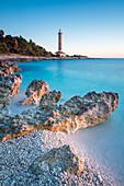 Leuchtturm von Dugi Otok, Kroatien