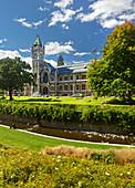 Universität, Dunedin, Otago, Südinsel, Neuseeland, Ozeanien