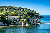 Luxury real estate at Pointe de Passable, Saint-Jean Cap Ferrat, Cote d`Azur, France