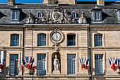 Le Palais des Ducs de Bourgogne, Ducal Palace, Place de la Liberation, Burgundy, France