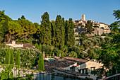 Mittelalterliches Dorf Saint-Paul-de-Vence, Alpes-Maritimes, Provence-Alpes-Côte d'Azur, Frankreich