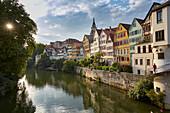 Altstadt von Tübingen am Neckar, Baden-Württemberg, Deutschland