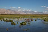 In der autonomen tadschikischen Region Tashkurgan liegt Chinas Anteil am Pamir-Gebirge. Die Handelskarawanen zogen von Kashgar über Tashkurgan weiter über den afghanischen Pamir in den Wakhan-Korridor.
