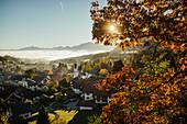 Bad Kohlgrub, Bayern, Deutschland