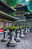 Ornate Toshogu Shrine,Nikko National Park, Nikko, Japan