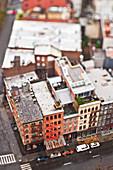 Altstadtgebäude, New York, New York, New York, USA