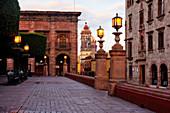 Street Scene,San Miguel de Allende, Guanajuato, Mexico