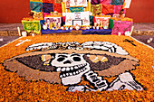 Day of the Dead Art,San Miguel de Allende, Guanajuato, Mexico
