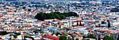 Panoramic Cityscape of Oaxaca, Mexico