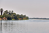 The River Nile, Upper Egypt