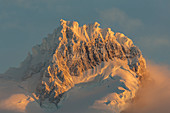Berge, Kordilleren Paine, Torres Del Paine, Nationalpark Torres Del Paine, Patagonia, Chile