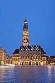 Place des Heros, Arras, Pas-de-Calais, France, Europe
