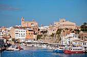 Ciutadella, Minorca, Balearic Islands, Spain, Mediterranean, Europe