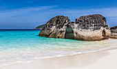 Bay on the Similan Islands Thailand