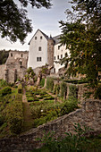 Castle Lauenstein, UNESCO World Heritage Montanregion Erzgebirge, Lauenstein, Saxony