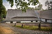 Bergbaumuseum Altenberg, Pochwerk Wäsche IV, UNESCO Welterbe Montanregion Erzgebirge, Altenberg-Zinnwald, Sachsen