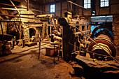 """Hammer mill """"Frohnauer Hammer"""", UNESCO World Heritage Montanregion Erzgebirge, Frohnau, Annaberg, Saxony"""